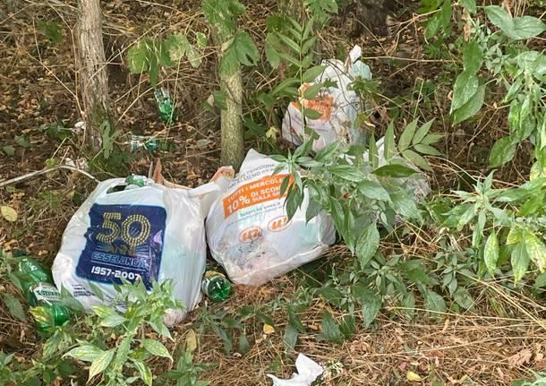 Ambiente - rifiuti legnano