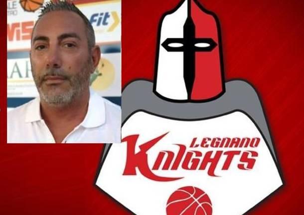 Basket Legnano - Riccardo Eliantonio