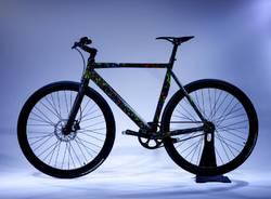 Bicicletta stefano zellner bodio lomnago