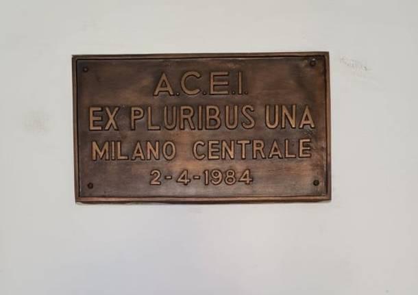 cabina Acei Milano Centrale