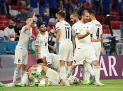 calcio italia belgio europei 2020