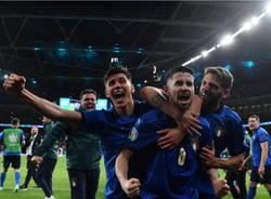 calcio italia spagna europei 2020