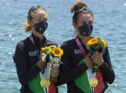 canottaggio federica cesarini valentina rodini oro olimpico