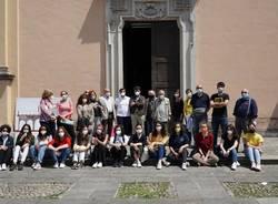 """Cantastorie Saronno: """"Oltre 450 visitatori in San Francesco insieme ai nostri volontari e studenti"""""""