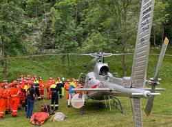 Il corso per diventare esperti di antincendio boschivo