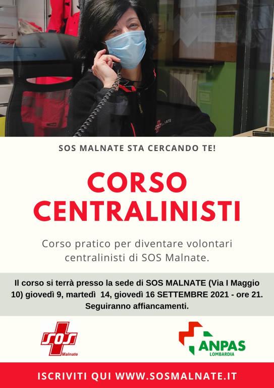 Corso volontari centralinisti