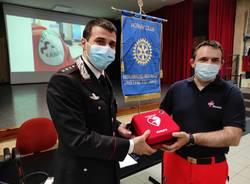Defibrillatori alle stazioni di Varese e Malnate