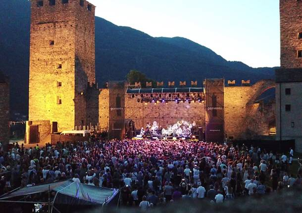 castle on air bellinzona