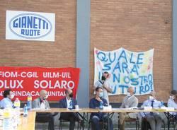 """Ceriano Laghetto: Consiglio comunale aperto sulla Gianetti Ruote: """"Si rischia effetto domino su altre aziende"""""""