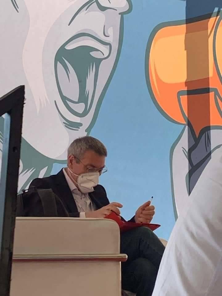 Cgil Ticino Olona al convegno di Landini a Lodi