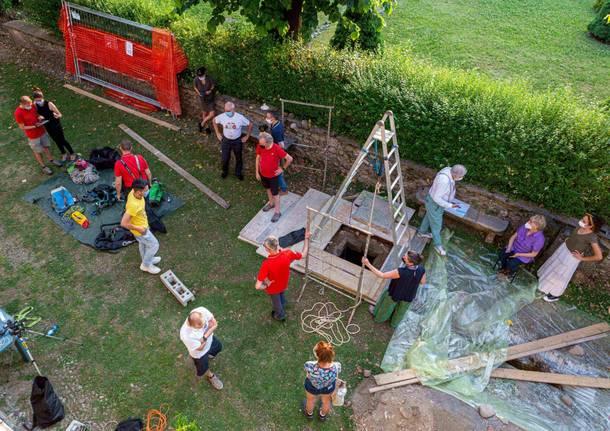 Collegiata, una settimana di visite archeologiche sotto i tigli