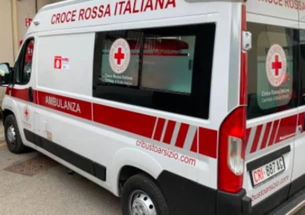 Croce Rossa Busto Arsizio