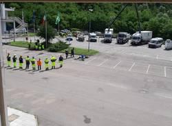 Domenica intensa per il volontariato della Protezione Civile in provincia di Varese
