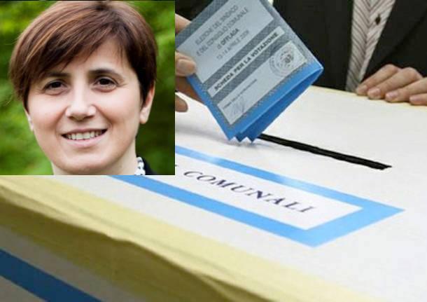 elezioni amministrative dairago paola rolfi