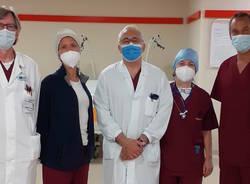 equipe dottor Antonucci chirurgia oncologica