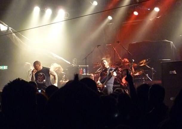 Estate Viscontea Legnano - concerto Exodus