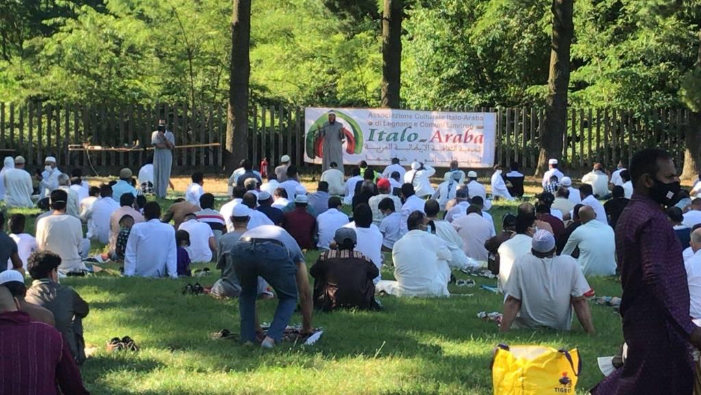 Festa del Sacrificio 2021 a Legnano