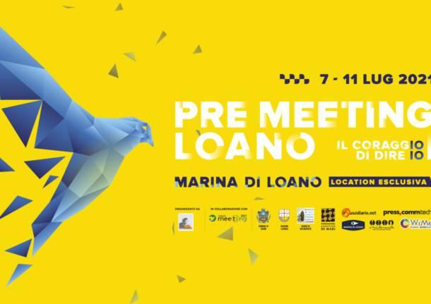 PreMeeting Loano 2021