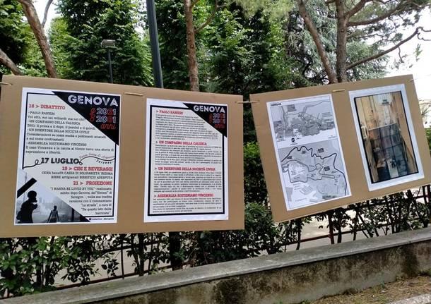 Genova 2001: incontri, mostre e un gruppo Facebook per non dimenticare