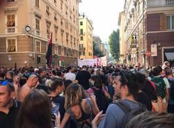 Genova 2021: la manifestazione vent'anni dopo il G8