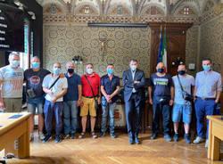 Gianetti Ruote chiude i battenti. I lavori incontrano il sindaco