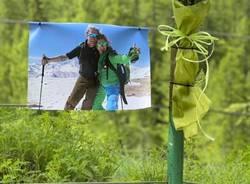 Inaugurata panchina all'Alpe Devero
