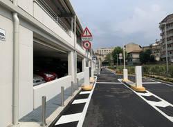 Inaugurato il parcheggio Del Ponte