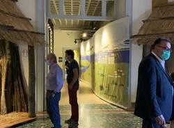 """Inaugurazione della mostra """"la civiltà delle palafitte"""""""
