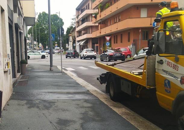 Incidente sul Sempione 17 luglio
