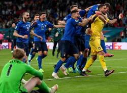 italia nazionale europei 2020 vittoria
