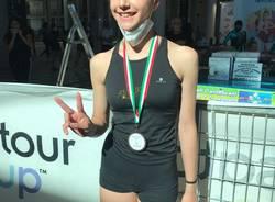 Le ginnaste IKE di Legnano sul podio alle finali nazionali di ginnastica ritmica