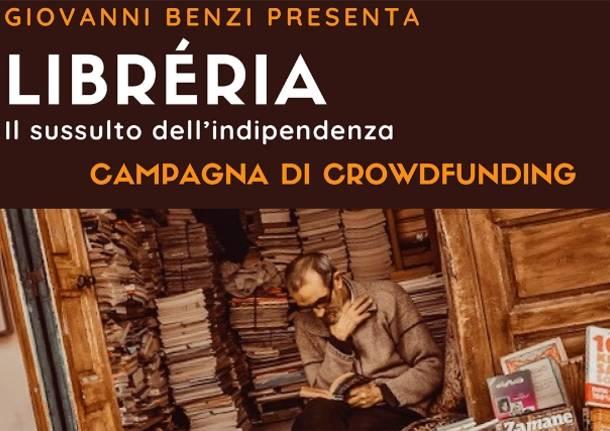 """""""Libréria, il sussulto dell'indipendenza"""" a La Tela di Rescaldina"""