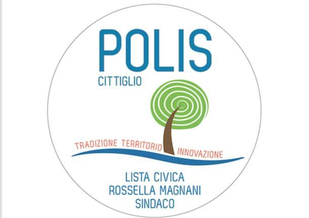 logo lista polis cittiglio elezioni 2021