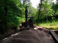 Manutenzione del Parco delle Groane, valorizzazione del territorio, nuove ciclabili ed arredi