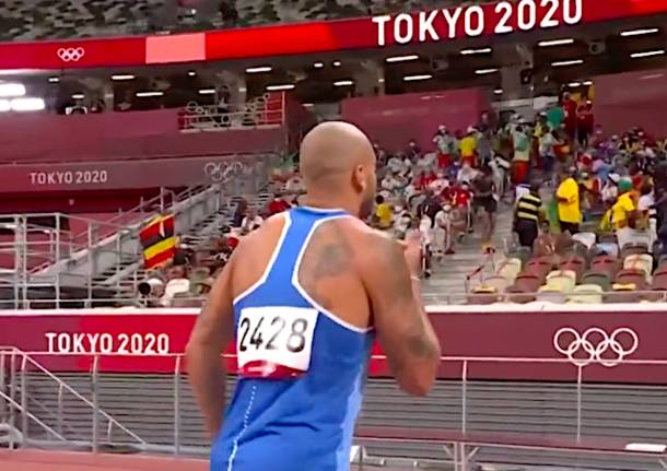 marcell jacobs atletica