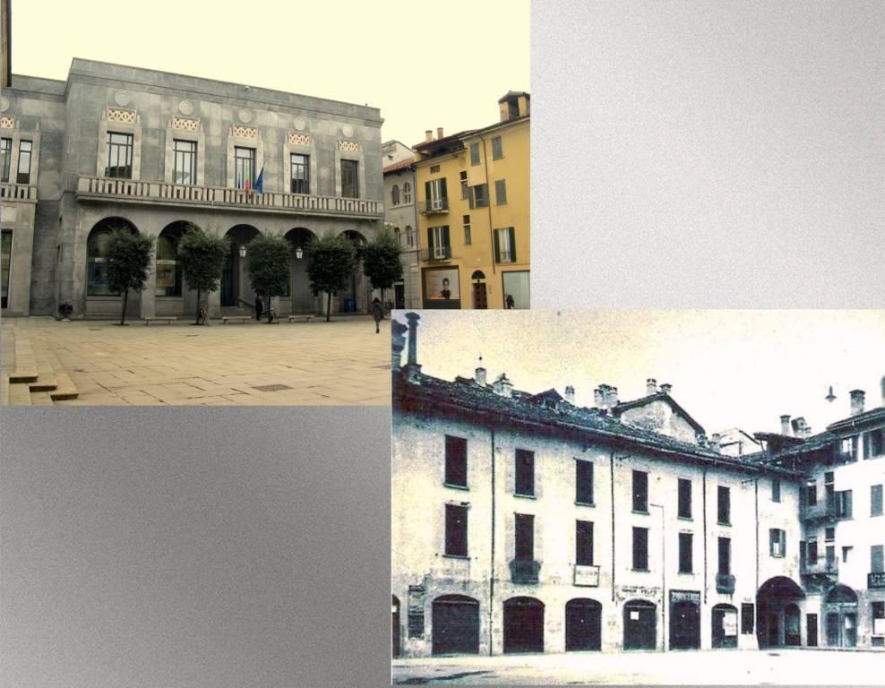 Metamorfosi urbana: il tempio della finanza accanto alla Basilica