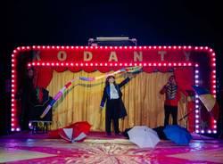 mexican circus - famiglia kodanty