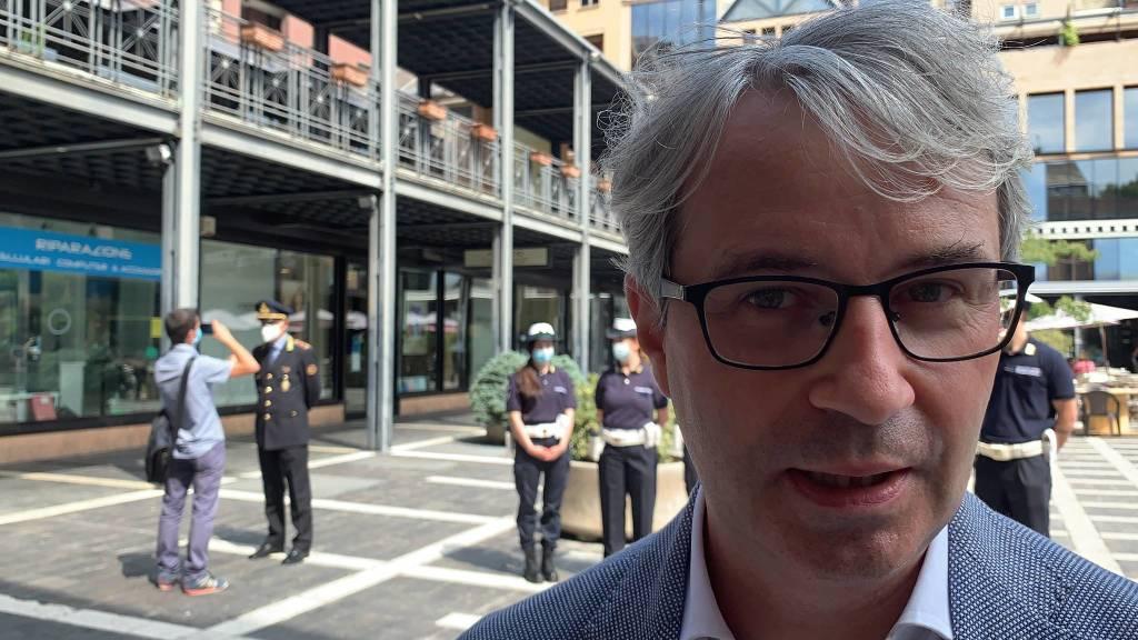 Nuove forze giovani per la polizia locale di Varese