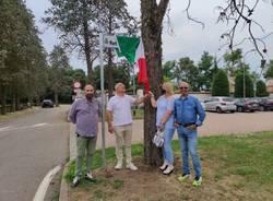 piazza martiri delle foibe Vizzola Ticino