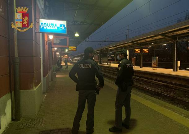 polfer in stazione
