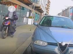 """polizia di stato milano - """"hai la gomma bucata"""" e deruba gli automobilisti"""
