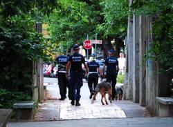 Polizia Locale di Legnano - Controlli antidroga