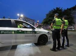 polizia locale legnano - controlli di luglio