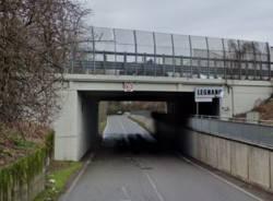 ponte autostrada via legnano rescaldina
