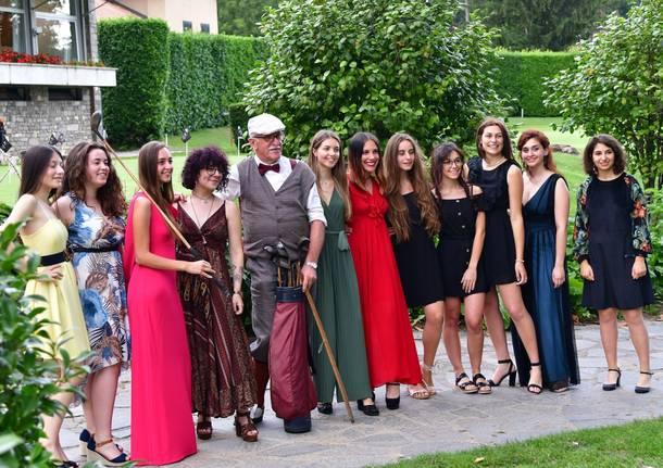 Ponte del Sorriso: grande successo per l'iniziativa di golf con i VIP