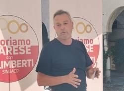 Presentazione lista Lavoriamo per Varese