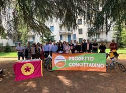 Presentazione progetto concittadino e collettiva Varese