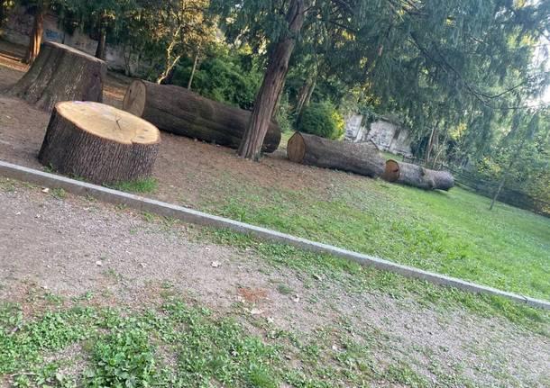 querca villa burba rho