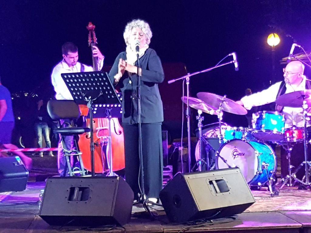 Rossana Casale e il Jazz quartet a Sesto Calende