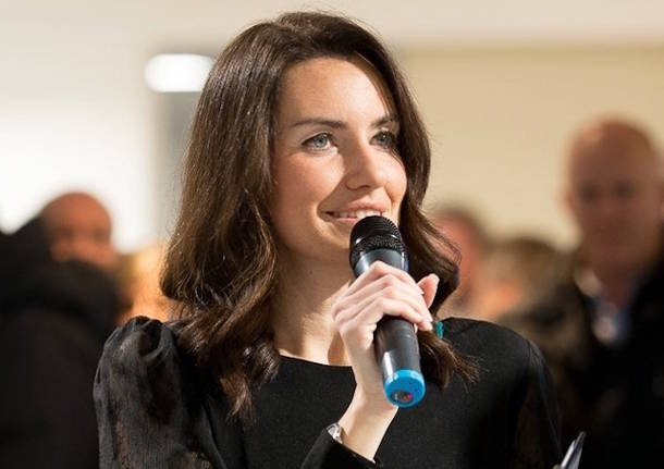 rossella magnani candidata sindaco cittiglio 2021